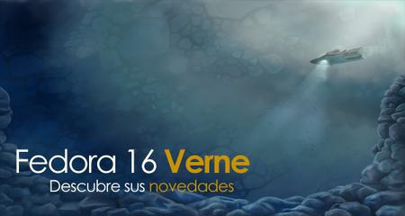 Disponible para su descarga Fedora 16 Verne