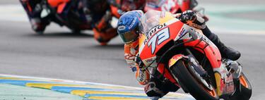 Álex Márquez, el éxito del progreso silencioso que floreció en Le Mans para dejar de ser el hermano de Marc