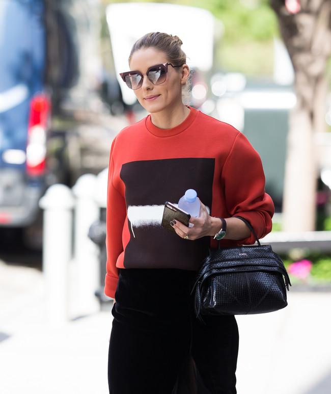 Olivia Palermo y el look por el que querrás volver al gym en
