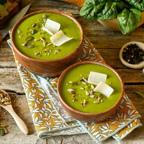 Puré de verduras, una receta diferente con la que nadie protestará