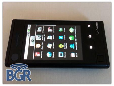 Motorola Calgary, el patito feo de los terminales Android