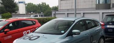 El próximo Ford se conduce él solo en los atascos (y lo hemos probado en Alemania)