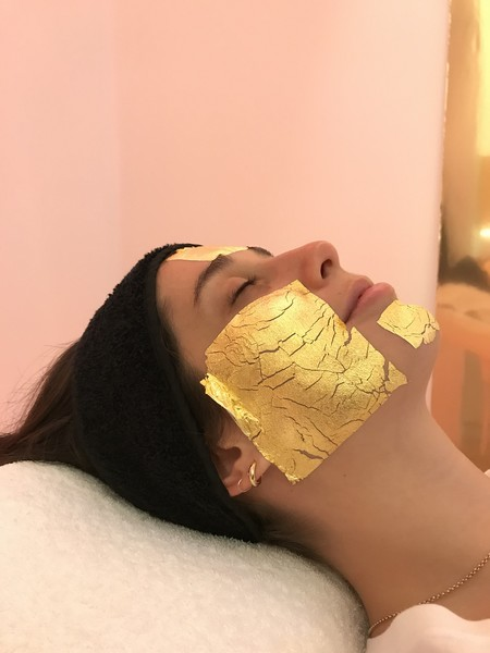 mascarilla oro review