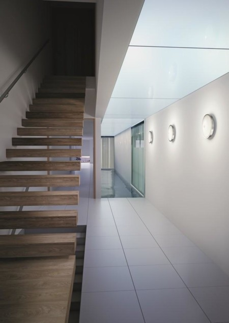 Cambiando a iluminaci n led 9 luces que te van a enamorar for Iluminacion escaleras interiores