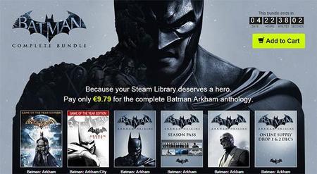 Batman también se merece tener un Bundle a la altura de su nombre