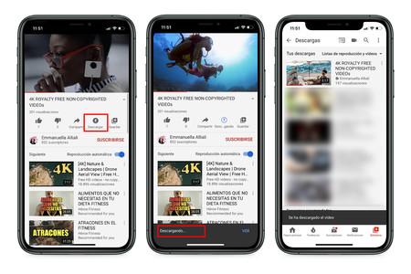 Descargar Video Youtube Premium