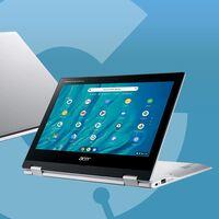 Portátil Chromebook a precio de tableta: este Acer Chromebook Spin 311 CP311-3H sólo cuesta 239,99 euros ahora en Amazon