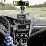 Este es el vídeo del Volkswagen Golf GTI Clubsport S pulverizando el anterior récord de Nürburgring