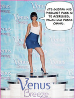 Las piernas de Rihanna