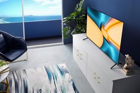 La gama de televisores Honor Vision llegará a Europa estrenando el sistema operativo Harmony OS