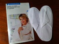 El marketing de las zapatillas de paño de La Caixa