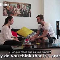 El vídeo de la mujer que hace una broma de embarazo a su pareja y termina muy mal