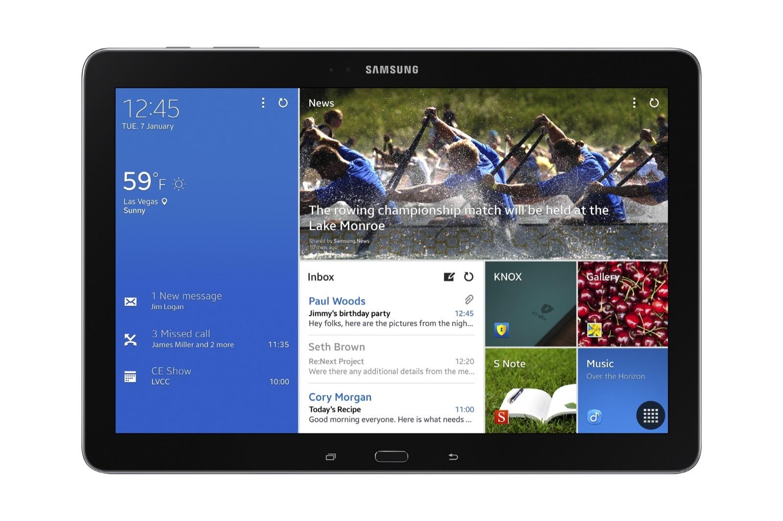 Foto de Samsung Galaxy TabPRO, imágenes oficiales (15/21)