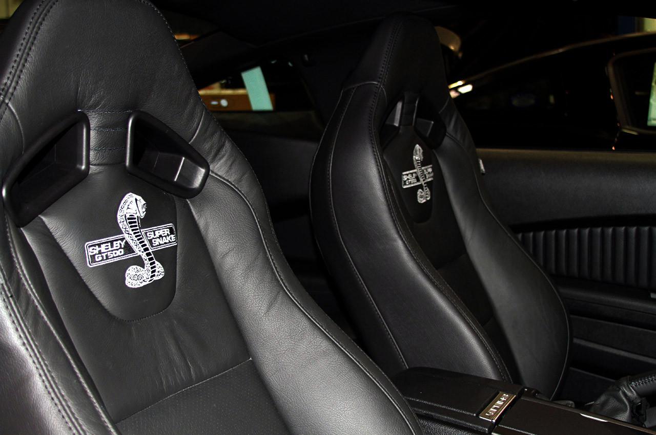 Foto de 2013 Shelby GT500 Super-Snake (8/9)