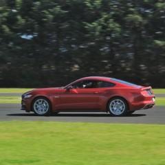 Foto 1 de 9 de la galería ford-speed-track-day-1 en Motorpasión México