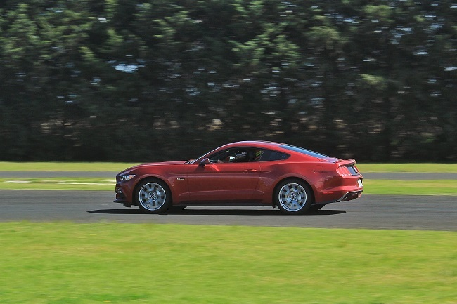 Foto de Ford Speed Track Day (1/9)