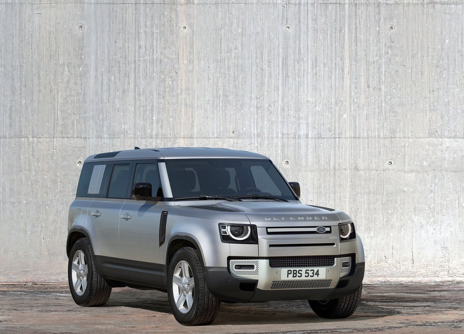 Foto de Land Rover Defender 2020 (3/13)