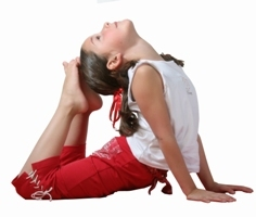 Beneficios del yoga para los niños