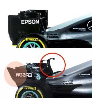 Mercedes, comparación