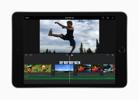New Ipad Mini Imovie 03192019
