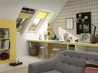 Nueva generación de ventanas VELUX, mayor entrada de luz favoreciendo el ahorro energético