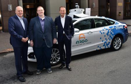 Ford, Volkswagen y Argo AI