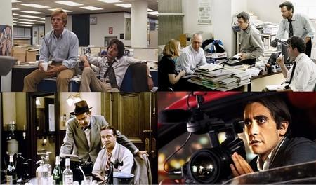 Las 21 mejores películas sobre el poder del periodismo