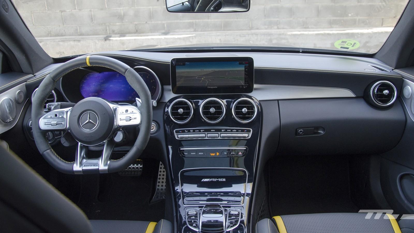 Foto de Mercedes-AMG C 63 S 2019, prueba (11/53)