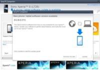 Sony vuelve a actualizar los Xperia S, SL y acro S con una nueva compilación de Jelly Bean