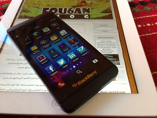 Foto de BlackBerry Z10 (2/5)