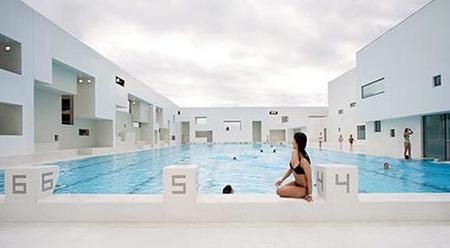 Centro acuático de Jean Nouvel