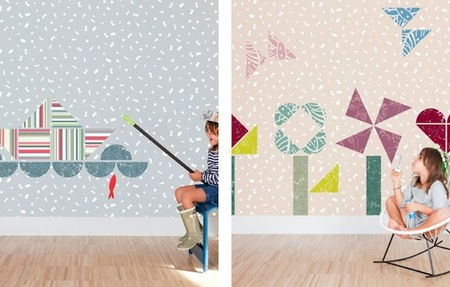Patchwall, decorando las paredes a su gusto