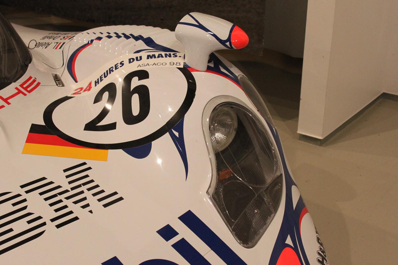 Foto de Museo 24 horas de Le Mans (98/246)