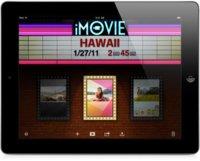 iMovie, ahora también para iPad