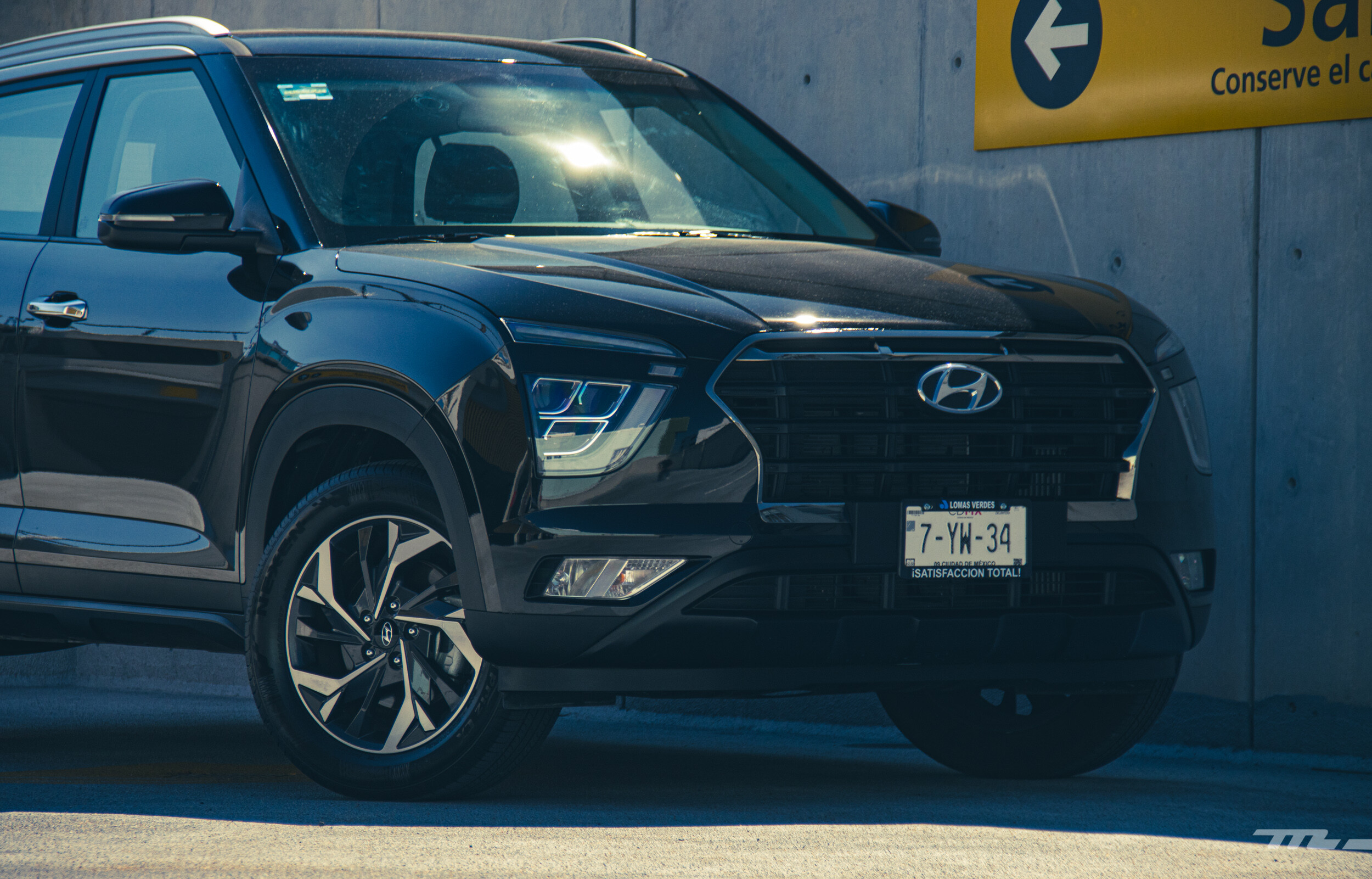 Foto de Hyundai Creta Limited Turbo: prueba de manejo en México (17/43)