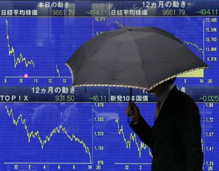 Japón vuelve a su década perdida