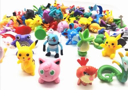 Figuritas Pokemon