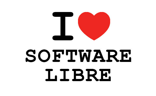 I love software libre, proyectos