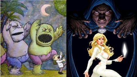 ABC prepara sendas series de 'Hulk' y 'Capa y Puñal'