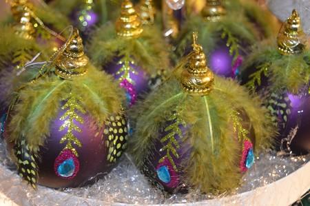 Bolas de Navidad sofisticadas