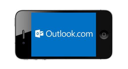 Configura tu cuenta de Outlook.com en tu dispositivo iOS