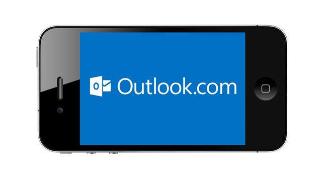 Configurar Outlook en iOS
