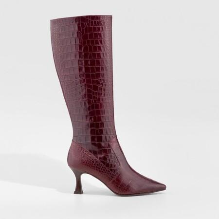 Bota Jotea Bohemia Negro Zapatos Mujer Online