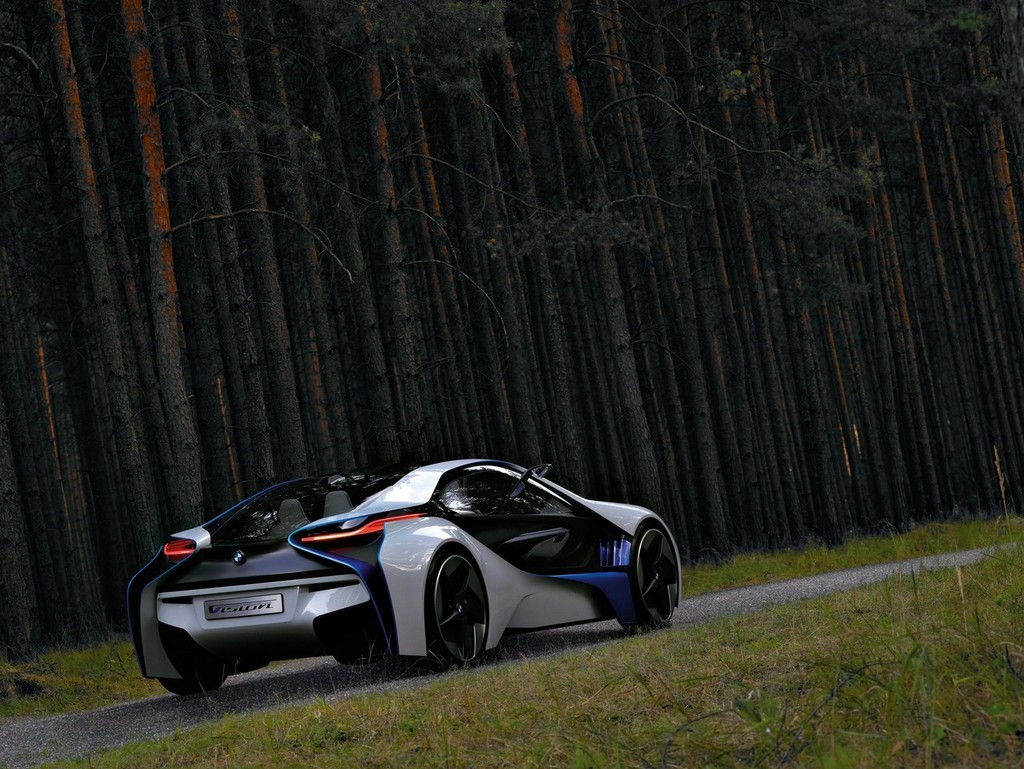 Foto de BMW Vision EfficientDynamics 2009 (78/92)