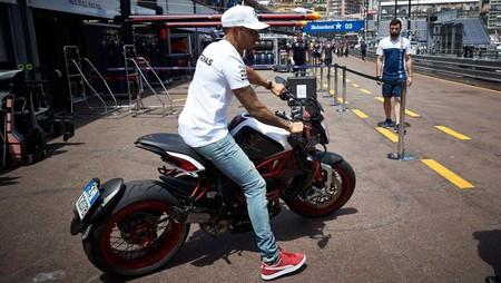 Hamilton Ducati Monster 1000