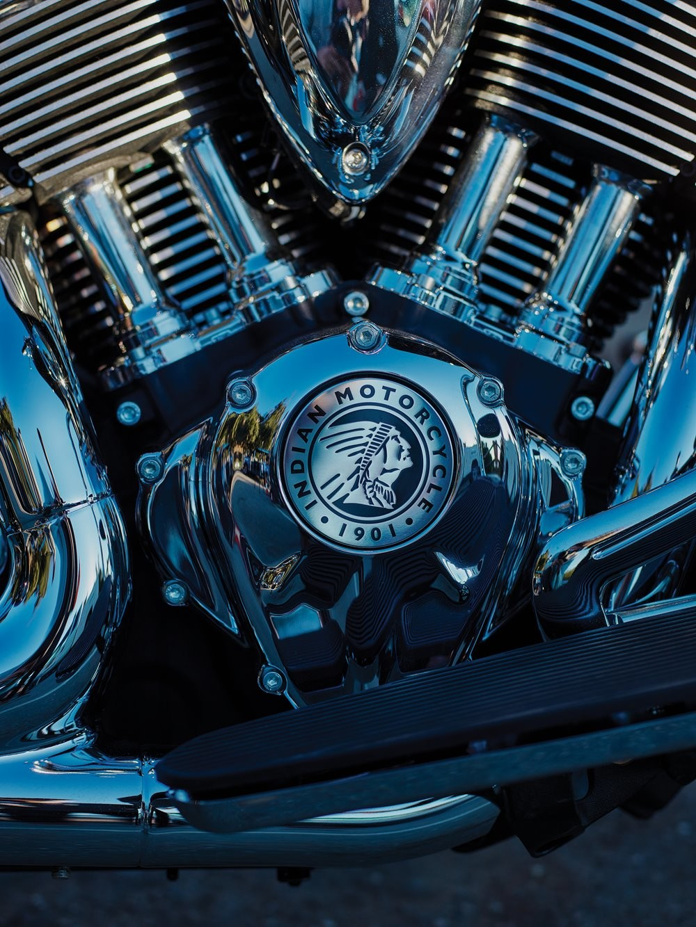 Indian Chieftain Limited 2017 20