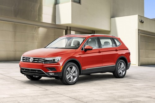Nuevo Volkswagen Tiguan, así es la versión definitiva para México