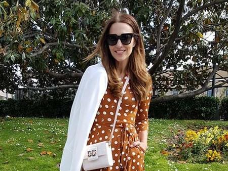 El vestido de lunares de 'Pretty Woman' que luce Paula Echevarría y que tiene su versión 'low cost' en Zara
