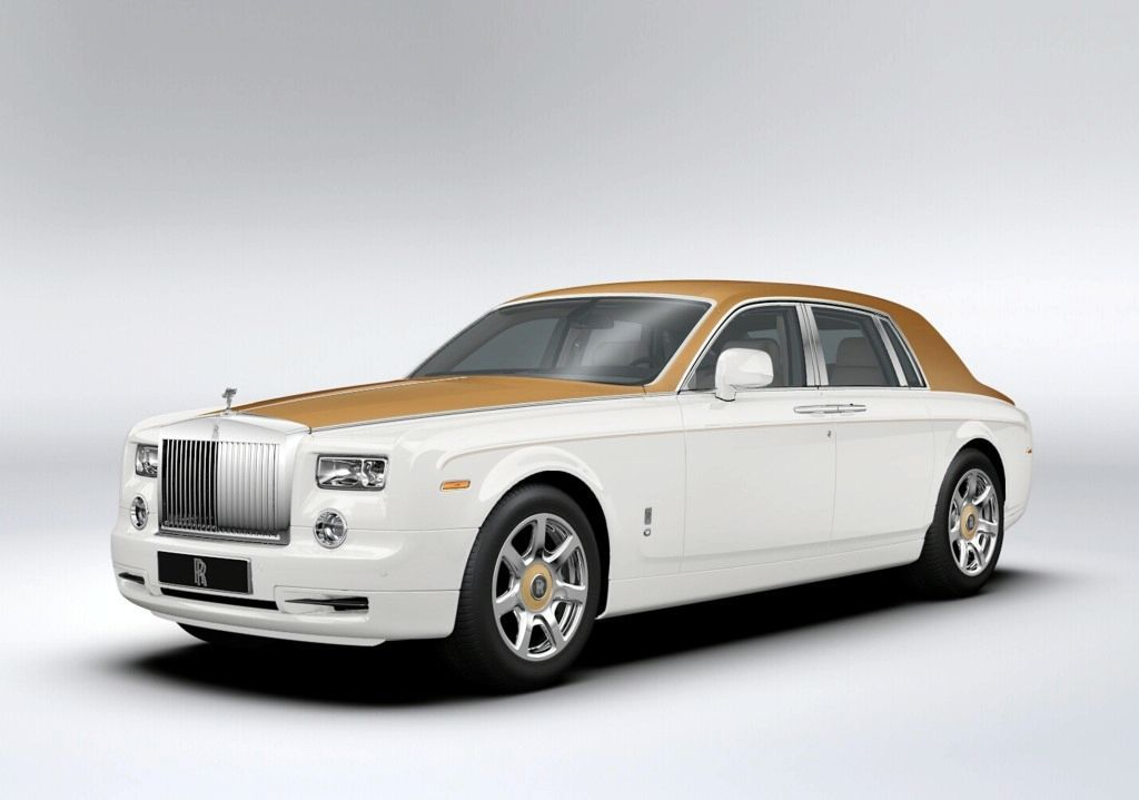 Foto de Rolls-Royce Phantom Bespoke Collection (1/3)