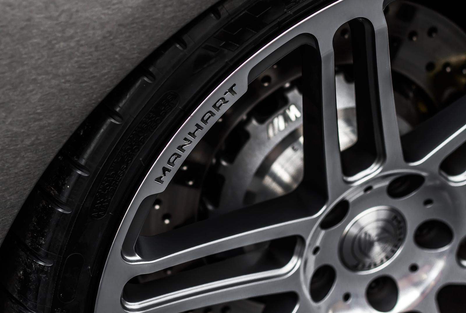 Foto de Manhart Racing BMW M6 Coupé MH6 (7/10)